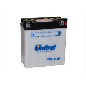 Batéria štandard Unibat CB5L-B, 12V 5Ah