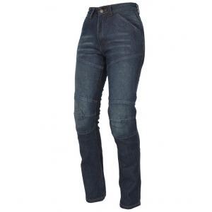 Dámske jeansy na motocykel Roleff Jeans modré