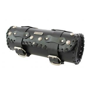 Kožená rolka na motocykel Chopper/Custom RSA-2B
