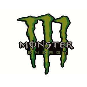 Nálepka Monster Energy 2