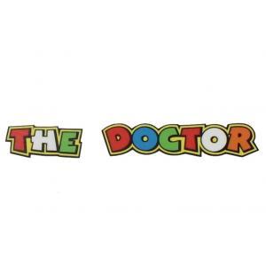Nálepka The Doctor