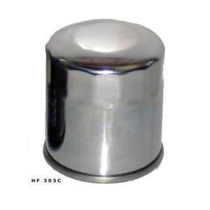 Olejový filter HIFLOFILTRO HF303C chróm