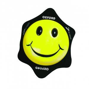 Univerzálne kolenné slidery Oxford Smiler žlté