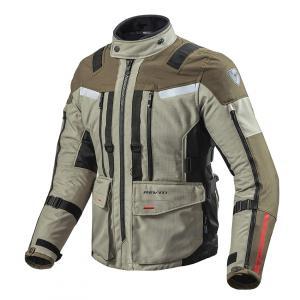 Bunda na motocykel Revit Sand 3 pieskovo hnedá výpredaj