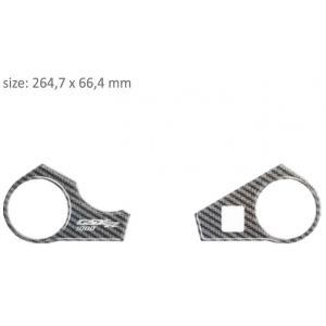 Karbonovy polep okuliarov Print - Suzuki GSXR 1000 (09-14) výpredaj
