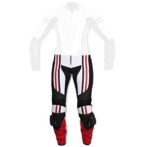 Dámske nohavice Tschul 554 bielo-čierno-červené vypredaj výpredaj
