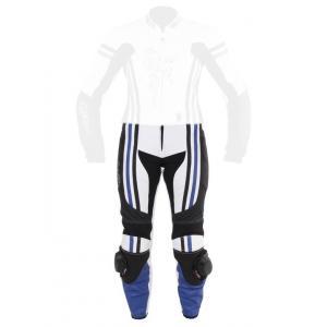 Dámske nohavice Tschul 554 bielo-čierno-modré vypredaj výpredaj