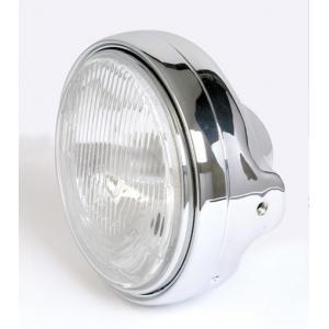 Hlavné svetlo LTD 7 chrómové