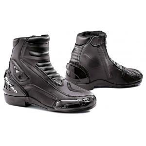 Nízke čižmy na motocykel Forma Axel čierne