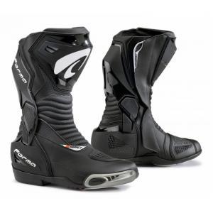 Vysoké čižmy na motocykel Forma Hornet čierne