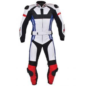Pánska kombinéza Tschul 580 bielo-červeno-modro-čierna