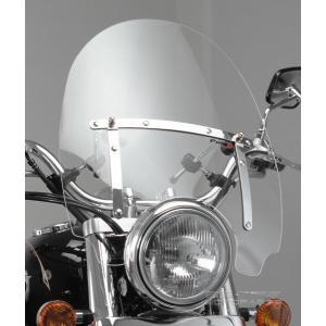 Plexi na motorku PUIG DAYTONA III 1984W priehľadné univerzálne