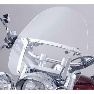 Plexi na motorku PUIG DAYTONA IV 2003W priehľadné univerzálne