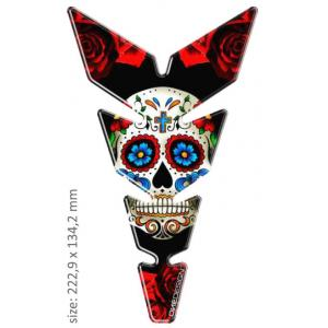 Polep palivovej nádrže Print - MOON Slim Mexican Tattoo