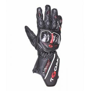 Rukavice na motocykel Tschul 250 čierne