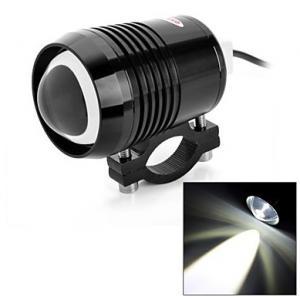 Sada prídavných LED svetiel Cree U2 čierne s vypínačom
