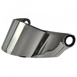 Strieborno-irídiové plexisklo pre prilby LS2 FF322/ FF358/ FF385/ FF392/ FF396