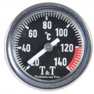 Teplomer oleja T & T Gauge - rôzne motocykle výpredaj