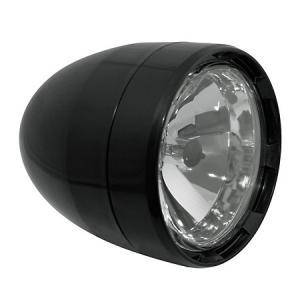 Univerzálne predné svetlo s parkovacím svetlom Shin-Yo čierne