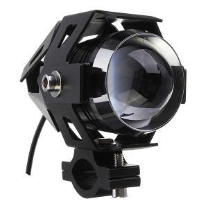 Univerzálne prídavné LED svetlo Cree vrátane vypínača čierne