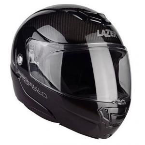 Odklápacia prilba na motocykel Lazer Monaco Evo - Pure Carbon výpredaj
