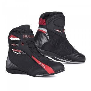 Motocyklová obuv Eleveit T SPORT čierno-červená - II. akosť