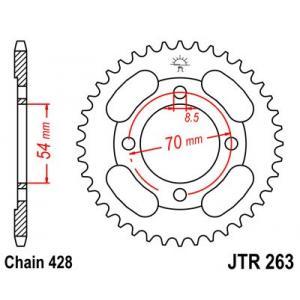 Reťazová rozeta JT JTR 263-36 36 zubov,428