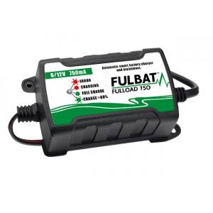 Nabíjačka akumulátorov FULBAT FULLOAD 750 6V/12V (suitable also for Lithium)