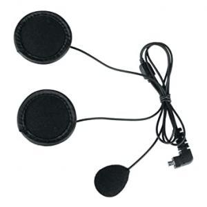 Náhradný mikrofón a slúchadlá pre Bluetooth Intercom MaxTo M2