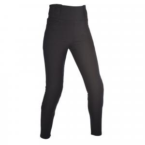 Skrátené dámske legíny Oxford Super Leggings čierne