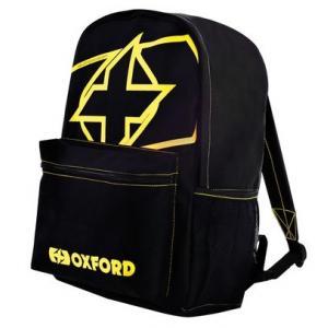 Batoh Oxford X-Rider čierno-fluorescenčno žltý