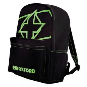 Batoh Oxford X-Rider čierno-zelený