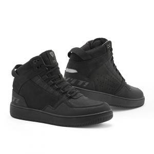 Topánky na motorku Revit Jefferson čierne