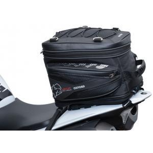 Taška na sedadlo spolujazdca Oxford T40R Tailpack čierna