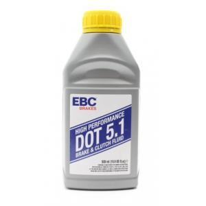 Brzdová kvapalina EBC Dot 5.1 BF005.1 500 ml