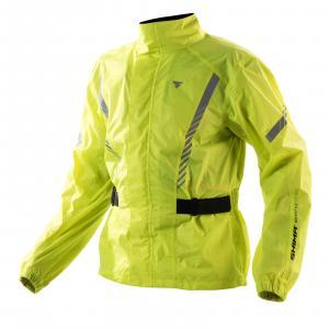 Bunda do dažďa Shima HydroDry fluorescenčno žltá