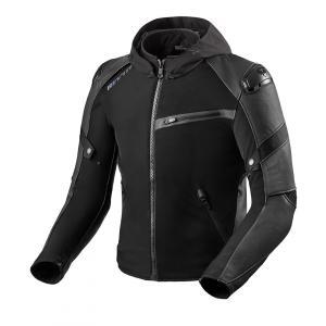 Bunda na motocykel Revit Target H2O čierna výpredaj