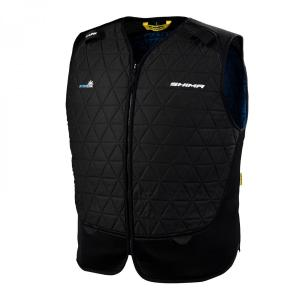 Chladiaca vesta na motocykel Shima Hydrocool Hyper Kewl čierna
