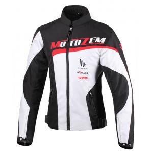 Dámska bunda na motocykel MotoZem Team