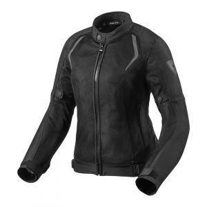 Dámska bunda na motocykel Revit Torque čierna výpredaj
