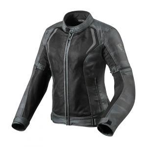 Dámska bunda na motocykel Revit Torque maskáčovo-čierno-šedá výpredaj