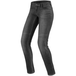 Dámske jeansy na motocykel Revit Westwood SF šedé výpredaj