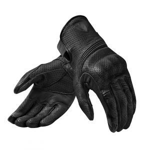 Dámske rukavice na motocykel Revit Fly 3 čierne