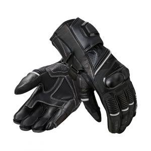 Dámske rukavice na motorku Revit Xena 3 čierno-šedé