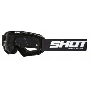 Detské motokrosové okuliare Shot Rocket čierne