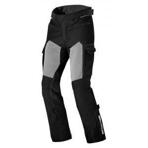 Nohavice na motocykel Revit Cayenne Pro čierne skrátené