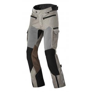 Nohavice na motocykel Revit Cayenne Pro pieskovo hnedo/čierne skrátené