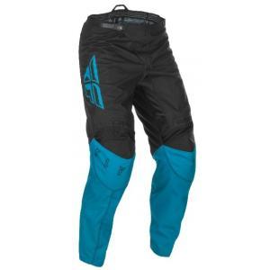 Motokrosové nohavice FLY Racing F-16 2021 modro-čierne