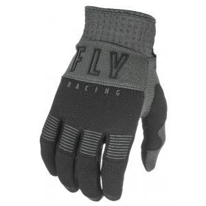 Motocrossové rukavice FLY Racing F-16 2021 čierno-šedé