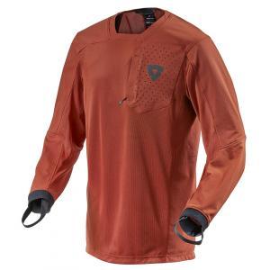 Motokrosový dres Revit Sierra červený